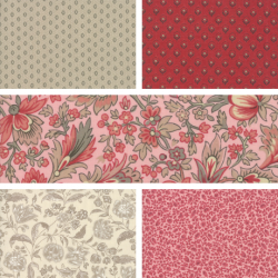Chafarcani - Fat Quarter Bundle 2 - PRE ORDER DUE OCTOBER