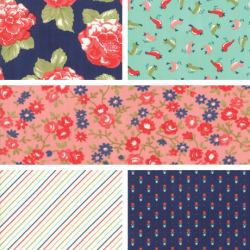 Early Bird - Fat Quarter Bundle 1
