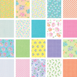Good Day - Bundle of 20 Fat Quarters - 2 FQs Free + Mystery Gift - PRE ORDER DUE AUGUST