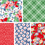 Hi Di Ho - Fat Quarter Bundle