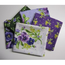 Emma's Garden - Fat Quarter Bundle