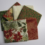 Gilded Greenery Metallics - Fat Quarter Bundle