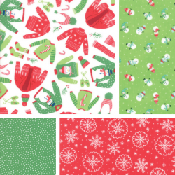 Snow Day - Fat Quarter Bundle 2