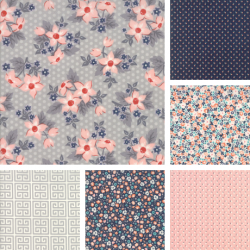 Sweet Marion - Fat Quarter Bundle 1