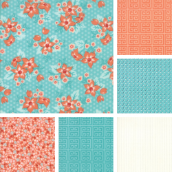 Sweet Marion - Fat Quarter Bundle 2