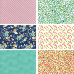 Tuppence - Fat Quarter Bundle 1