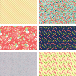 Tuppence - Fat Quarter Bundle 2