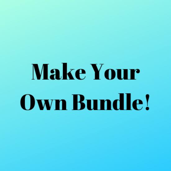 Make Your Own Bundle - 10 FQs, 1 Free