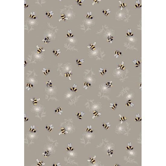 Botanic Garden - Bumblebee On Latte
