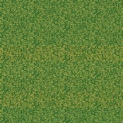 Classic Foliage - Scroll Green