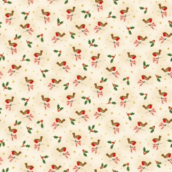 Classic Foliage - Robins White - PRE-ORDER DUE MAY