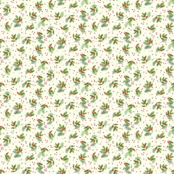 Classic Foliage - Holly Spray - PRE-ORDER DUE MAY