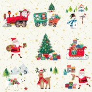 Santa Express - Placement - PRE-ORDER DUE MAY