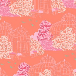 Flora and Fauna - Conservatory Melon - PRE-ORDER DUE FEBRUARY