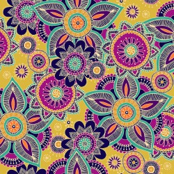 Henna - Henna Yellow - PRE-ORDER DUE SEPTEMBER