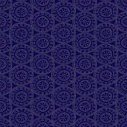 Henna - Medallion Purple - PRE-ORDER DUE SEPTEMBER