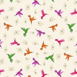 Jewel Tones - Hummingbird Cream - PRE-ORDER DUE OCTOBER