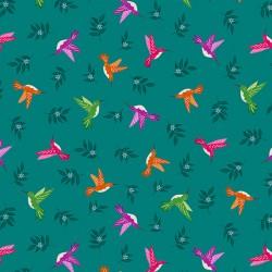 Jewel Tones - Hummingbird Teal - PRE-ORDER DUE OCTOBER