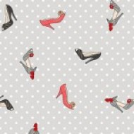 Pamper - Shoes Grey - PRE-ORDER DUE FEBRUARY