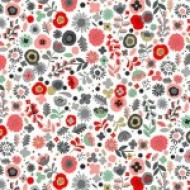 Pamper - Floral White - PRE-ORDER DUE FEBRUARY