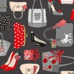 Pamper - Handbags Grey - PRE-ORDER DUE FEBRUARY