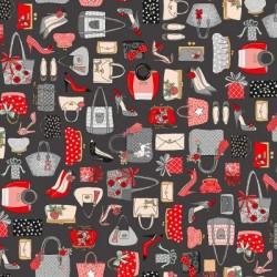 Pamper - Handbags Grey