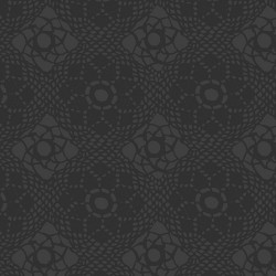 Sun Prints 2021 - Crochet in Black - PRE-ORDER DUE JANUARY