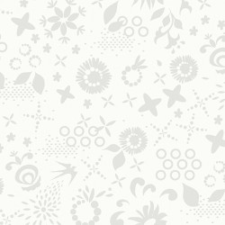 Sun Prints 2022 - 10th Anniversary Collection - Corsage in Dove - PRE-ORDER DUE JANUARY