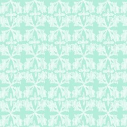 Bungalow - Twinkling Geo Mint - PRE-ORDER DUE FEBRUARY/MARCH