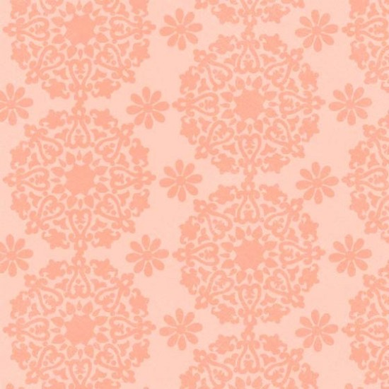 Bungalow - Around and Around Peach - PRE-ORDER DUE FEBRUARY/MARCH