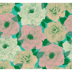 Ruby Star Society - Camellia - Parlor Tropic - PRE-ORDER DUE DECEMBER