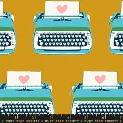 Ruby Star Society - Darlings 2 - Typewriters Cactus - PRE-ORDER DUE FEBRUARY