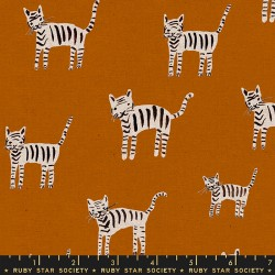 Ruby Star Society - Darlings 2 Canvas - Tiger Stripes Saddle - PRE-ORDER DUE FEBRUARY