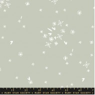 Ruby Star Society - First Light - Tiny Flowers Wool - PRE-ORDER DUE AUGUST