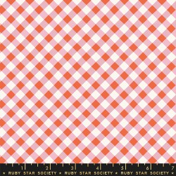 Ruby Star Society - Food Group - Painted Gingham Kiss - PRE-ORDER DUE JULY/AUGUST