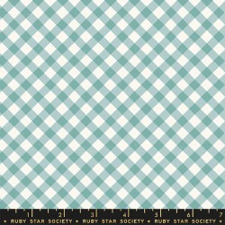 Ruby Star Society - Food Group - Painted Gingham Polar - PRE-ORDER DUE JULY/AUGUST