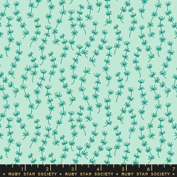 Ruby Star Society - Koi Pond - Ebb And Flow Mint - PRE-ORDER DUE APRIL