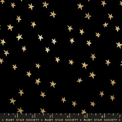 Ruby Star Society - Starry - Starry Black Gold - PRE-ORDER DUE DECEMBER