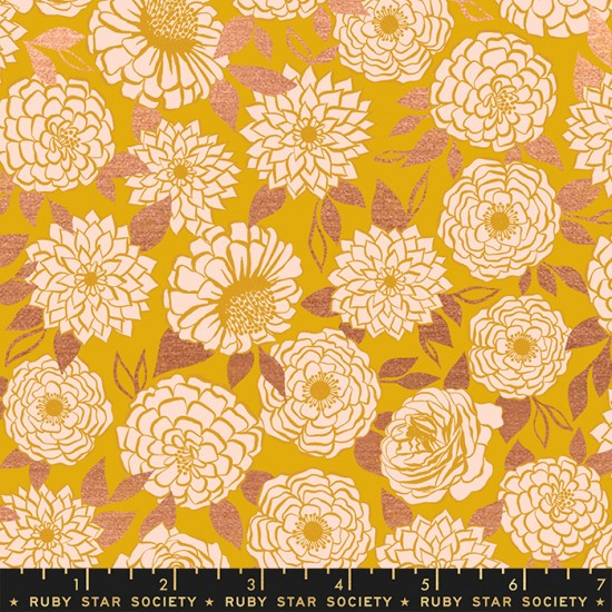 Ruby Star Society - Stay Gold - Sparkle Goldenrod - PRE-ORDER DUE JUNE