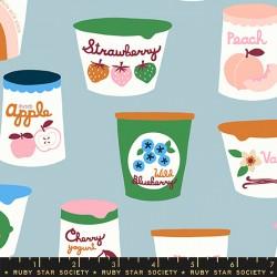 Ruby Star Society - Strawberry and Friends - Yoghurt Kim Blue - PRE-ORDER DUE JUNE