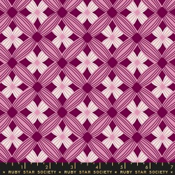Ruby Star Society - Tarrytown - Tufted Purple Velvet - PRE-ORDER DUE JUNE