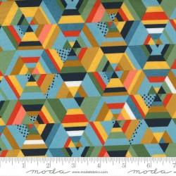 Frankie - Kaleidoscope Bonnie Blue - PRE-ORDER DUE DECEMBER