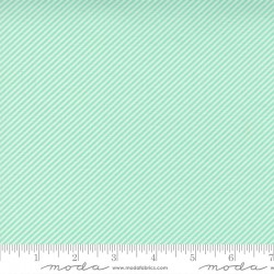 One Fine Day - Scrumptious Stripe Aqua - PRE-ORDER DUE DECEMBER