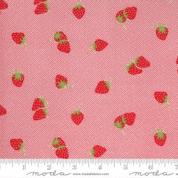 Sunday Stroll - Berry Patch Red - PRE-ORDER DUE APRIL