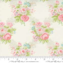 Cottage Linen Closet - Main Floral Faded Linen - PRE-ORDER DUE FEBRUARY