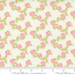Cottage Linen Closet - Lacey Daisy Faded Linen - PRE-ORDER DUE FEBRUARY