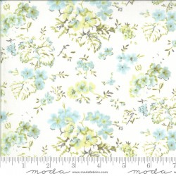 Dover - Field Floral Linen White - PRE-ORDER DUE OCTOBER