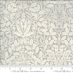Dover - Acorn Damask Grey 1 FQ Remaining