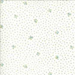 Dover - Little Floral Sea Glass