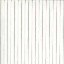 Dover - Ticking Stripe Grey